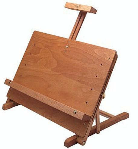 Mabef cavalletto da tavolo a leggio m 34 cavalletti - Costruire un leggio da tavolo ...