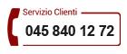 Servizio Clienti : 045 84 01 272