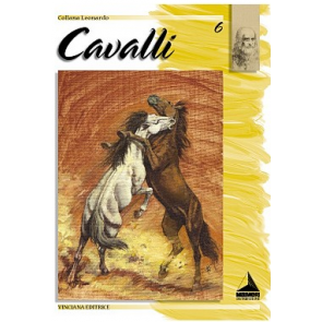 LA COLLANA DI LEONARDO - I CAVALLI