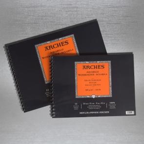ARCHES - BLOCCHI SPIRALATI 12 FOGLI GRANA RUVIDA