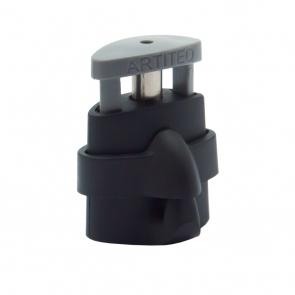 ARTI TEQ - GANCI MICRO GRIP LOCK 2mm CONF. 2 PZ