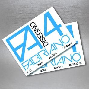 FABRIANO - BLOCCHI E FOGLI SINGOLI FABRIANO F4