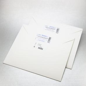 FOGLIA IMITAZIONE Oro/Argento 16x16 100 foglie