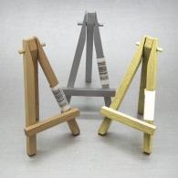 Mini Cavalletto Oro/Argento/Naturale