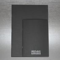 FABRIANO - SKETCHBOOK ACCADEMIA A4 120GR 24 FOGLI GRANA NATURALE