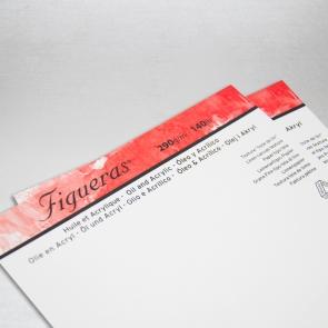 FIGUERAS - FOGLI SINGOLI 290gr