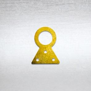 Attaccaglie Fisse - 4 PZ