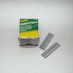 FLETCHER - LAMELLE RIGIDE mm16 FRAME MASTER SC. 30pz
