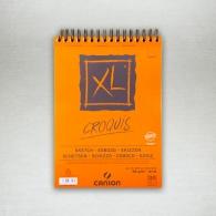 CANSON - ALBUM SCHIZZO XL 90GR