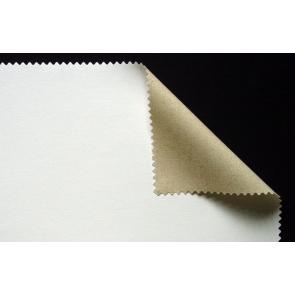 TELA IN ROTOLO - ART. 586 COTONE 100% GRANA EXTRAFINE Gr/mq 253 Altezza 210 cm