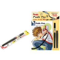 PENTEL - SPECIAL PACK FUDE PEN + TUTORIAL
