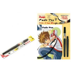 PENTEL - SPECIAL PACK FUDE PEN + TUTORIAL