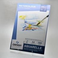 CANSON - BLOCCO AQUARELLE 300GR 10 FG