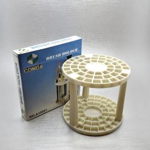 CONDA - PORTAPENNELLI IN PVC DIAMETRO 15 CM