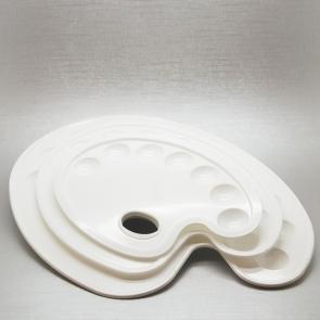 CWR - TAVOLOZZE OVALI IN ACRILICO (PLASTICA)