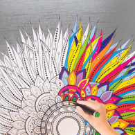PINTCOLOR - TELA ART THERAPY