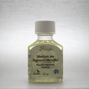FERRARIO - MEDIUM PER PIGMENTI METALLICI DA 75 ML