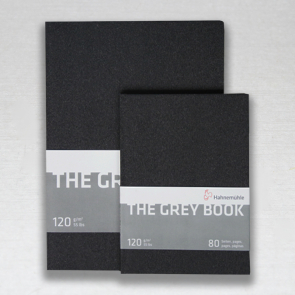 HAHNEMUHLE - THE GREY BOOK