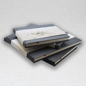 HAHNEMUHLE - SKETCH BOOK NOSTALIGIE