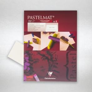 BLOCCO PER PASTELLO PASTELMAT - FOGLI BIANCHI