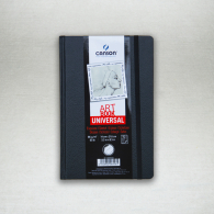 CANSON - ART BOOK UNIVERSAL 96GR 112 FG