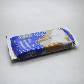 CARIOCA - PASTA BIANCA / TERRACOTTA DECò 500gr