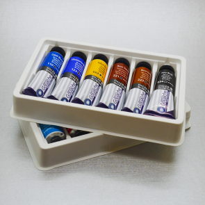 DALER ROWNEY - INTRODUCTION SET GOUACHE 12 COLORI