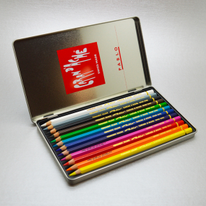 CARAN D'ACHE - SET MATITE COLORATE PABLO