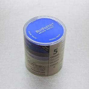 PANPASTEL- BLUES SET 5 COLORI