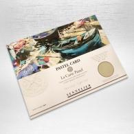 SENNELIER - PASTEL CARD CONFEZIONE 6 FOGLI 30x40 GRIGIO