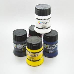 DALER ROWNEY - COLORI ACRILICI  250 ml