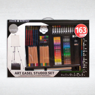 DALER ROWNEY - Set Simply Art Studio Pezzi 122 Valigetta Cartonata